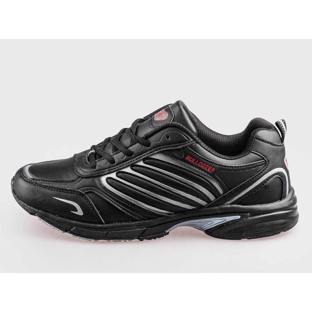 Sport 3439 PU Black/grey 36/40
