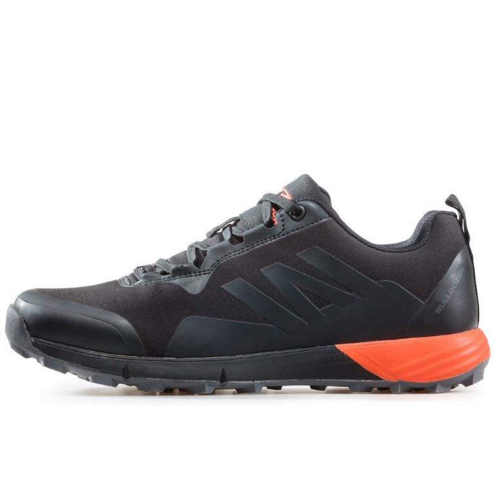 Bulldozer 92017 Black/orange