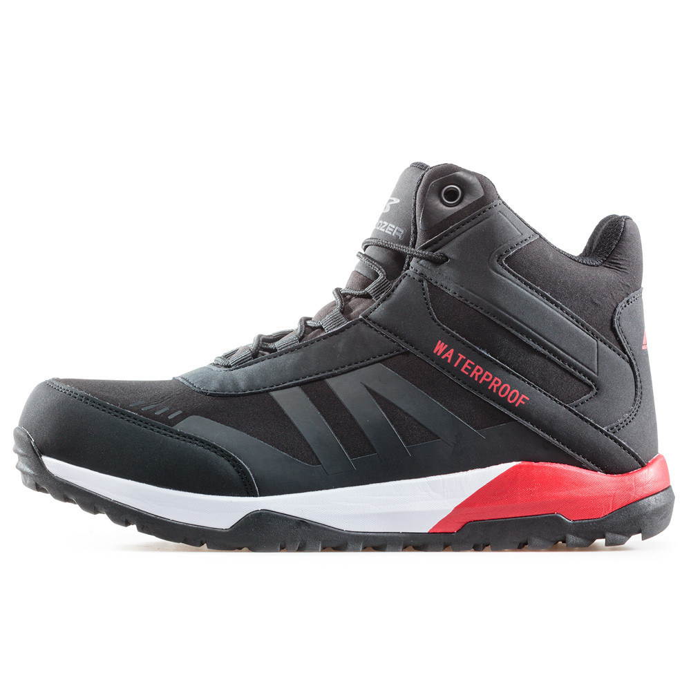 Bulldozer 92032  Black/red