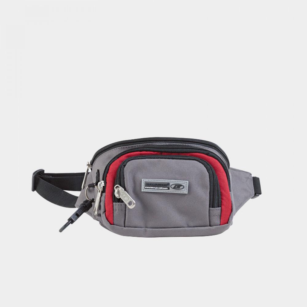 Bulldozer Bags BP-107 Grey