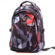 Bag 182-05 Red ripstop