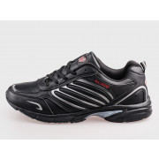Sport 3439 PU Black/grey 36/40