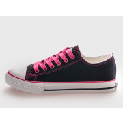 Bulldozer 6295 Black/fuxia